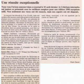 Article journal 1990
