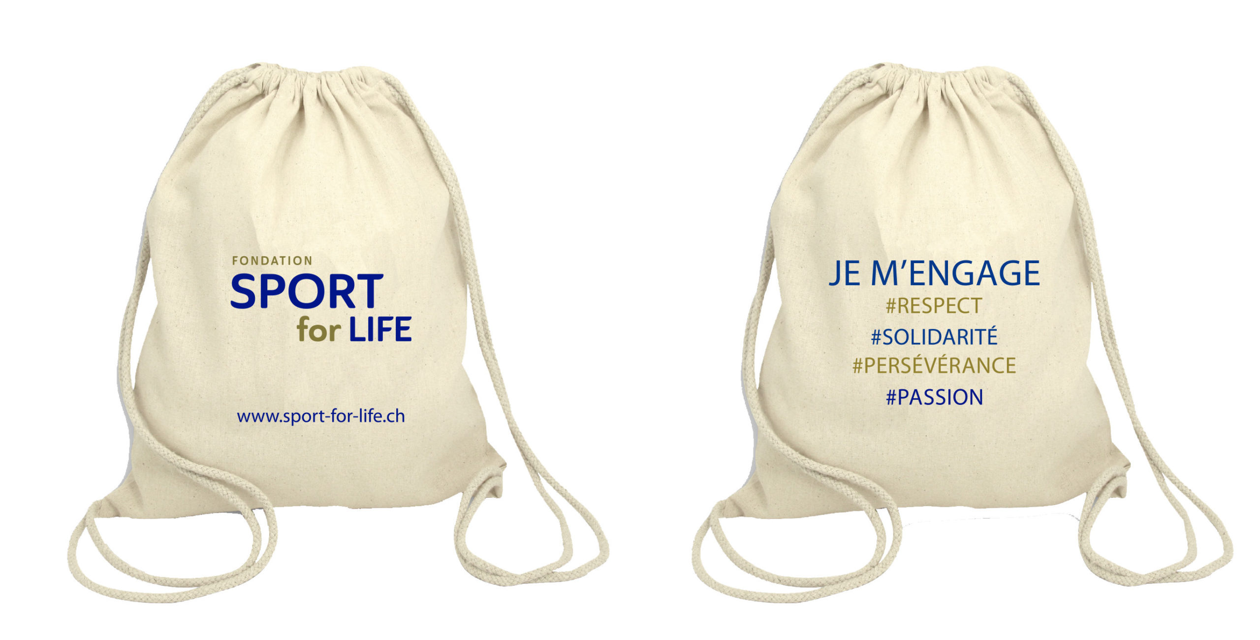 Sacs ficelles Sport for Life scaled