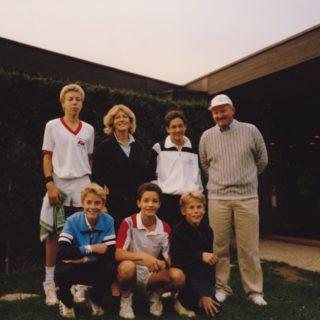 Equipe junions 1986 - 1987